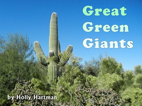 Great Green Giants