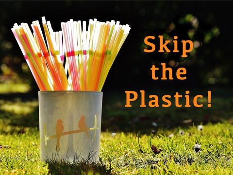 Skip the Plastic!