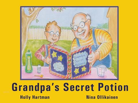 Grandpa's Secret Potion