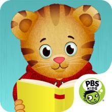 Daniel Tiger Books