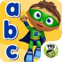 Super Why ABC App logo