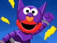 Super Elmo's ABC Jump