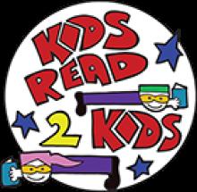 KidsRead2Kids Logo